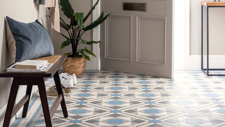 how to clean encaustic tiles country