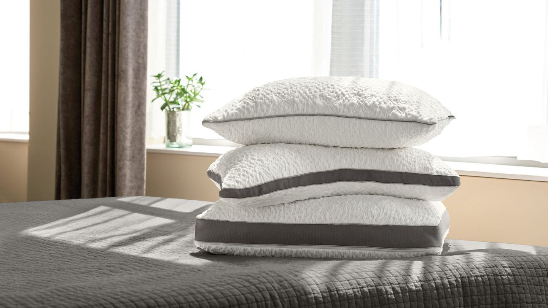 sleep number comfortfit classic pillow