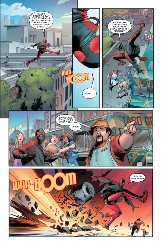 Miles Morales: Örümcek Adam #30