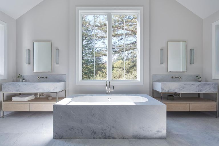 beautiful bathroom flooring ideas