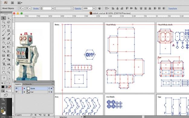 FwQKHxQZhLzh5xmsEcHqiY How to create a papercraft robot Random
