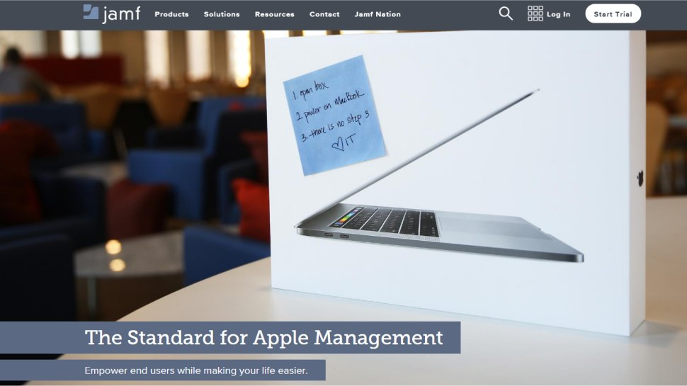Jamf - Manage Apple devices in the enterprise