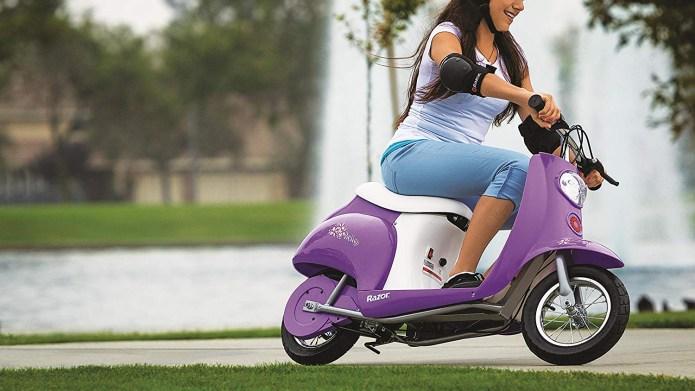 Best electric scooter for kids: Razor Pocket Mod Miniature Euro