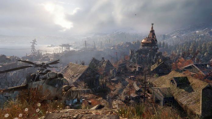 Ukuran Map Metro Exodus akan melebihi game sebelumnya