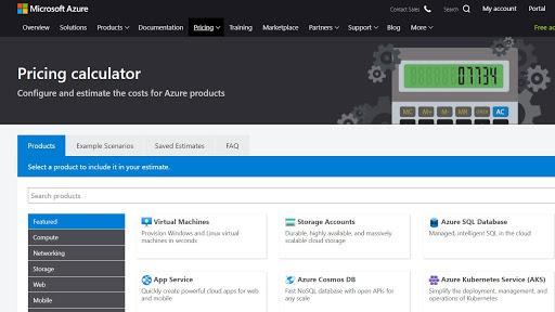Azure hosting - Microsoft Azure's pricing plans
