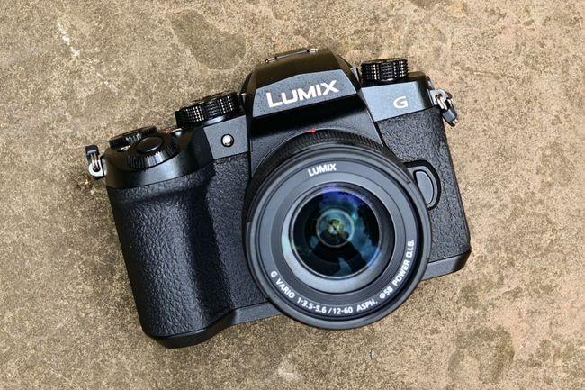 إستعراض كاميرا Panasonic G95 / G90 الجديدة 2