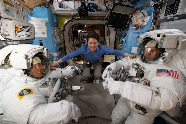 NASA Astronauts Are Taking a Spacewalk Today: Watch It ...