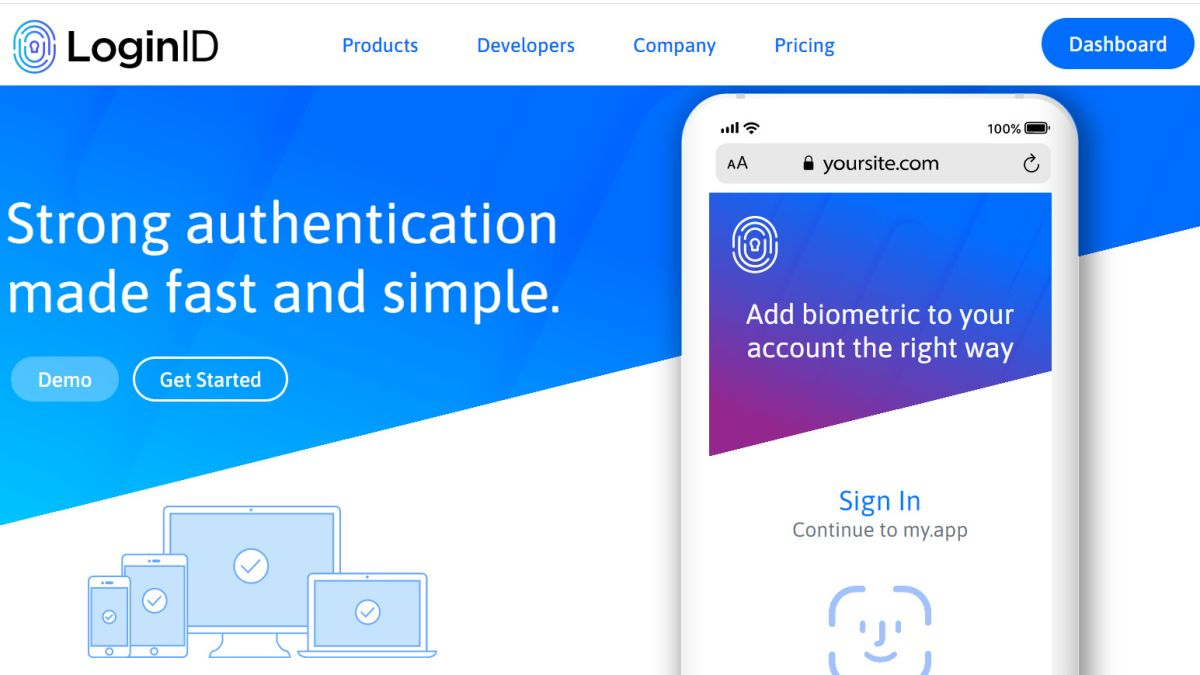 LoginID introduces new passwordless authentication WordPress plugin - Techradar