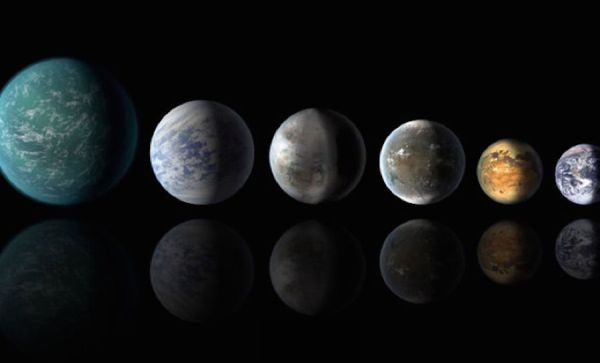 The 6 Most Earthlike Alien Planets Space