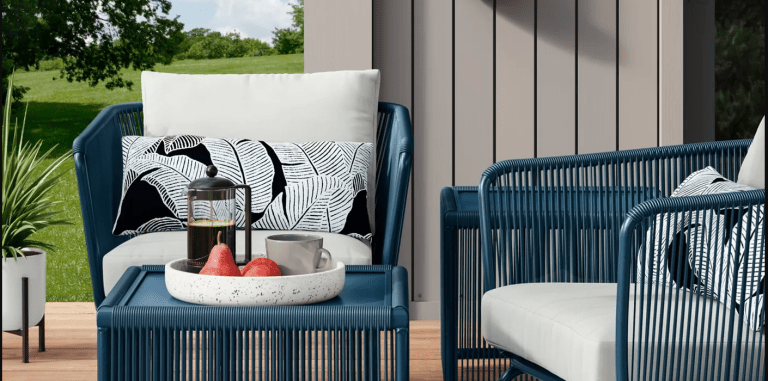 the target patio sale ends tomorrow