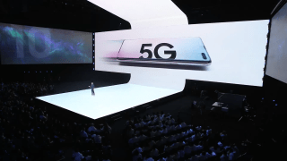 Samsung is going early with its 5G variant of the S10.