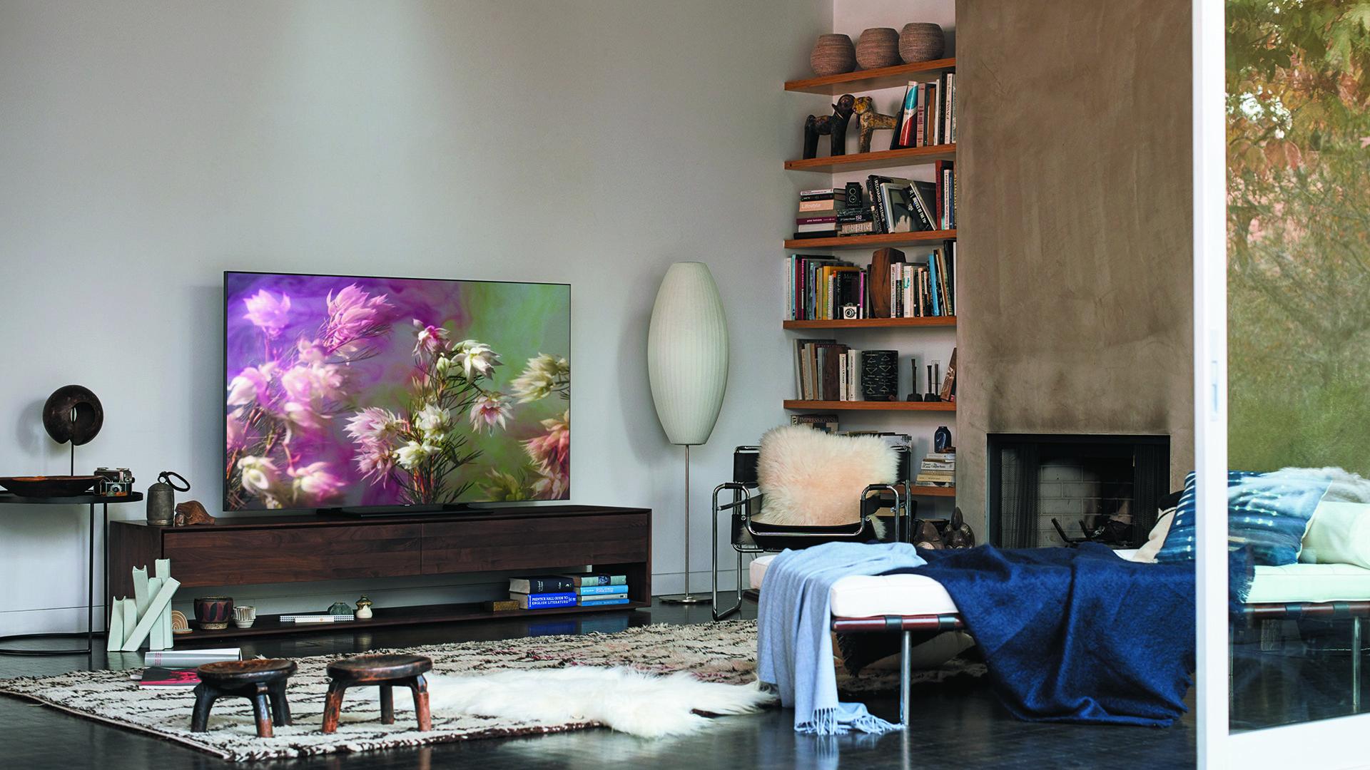 Samsung Q9FN 4K TV