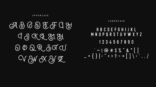 Free fonts SciFly Sans