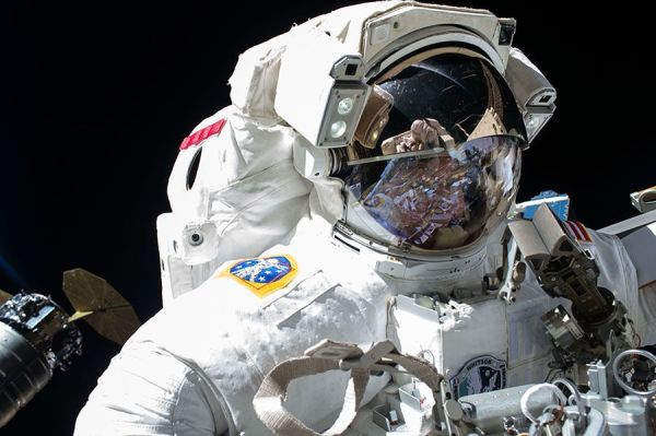 Space Station Astronauts to Take Surprise Spacewalk