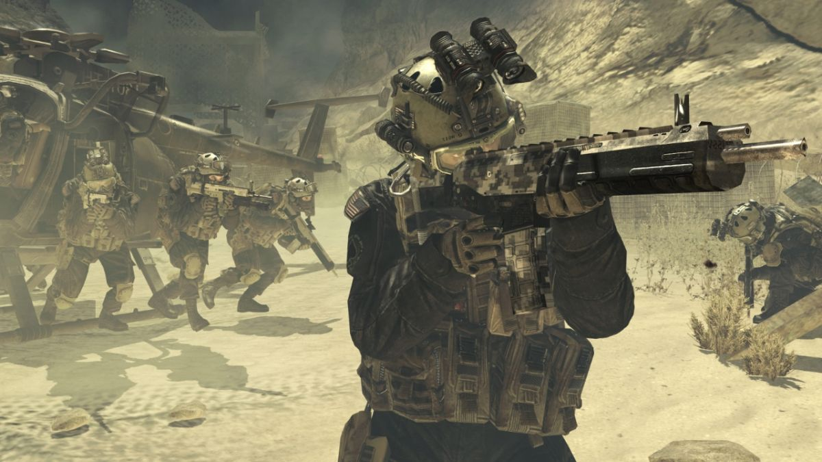 Call Of Duty: Modern Warfare 2 Campaign Remaster All But