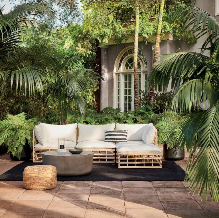 5 wicker patio furniture pieces perfect