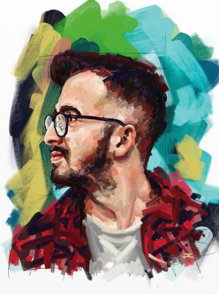 How To Create A Digital Oil Painting Using ArtRage