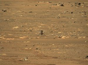 More Mars helicopters?  NASA is already thinking about Ingenuity's successors