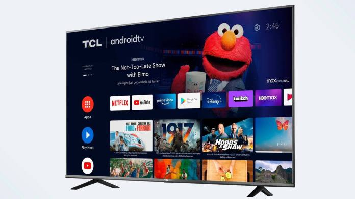 Best TCL TVs: TCL 4-Series Android TV (S434)