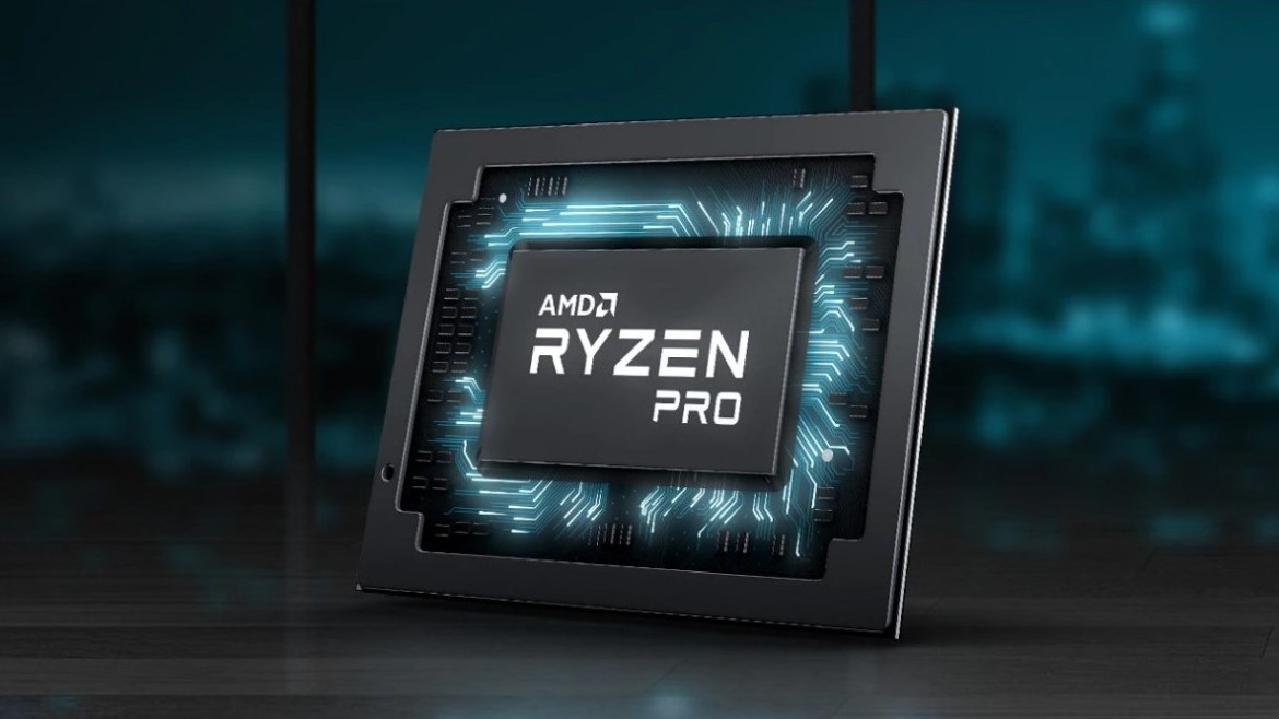 AMD has new, high-performance mobile Ryzen Pro processors coming 1