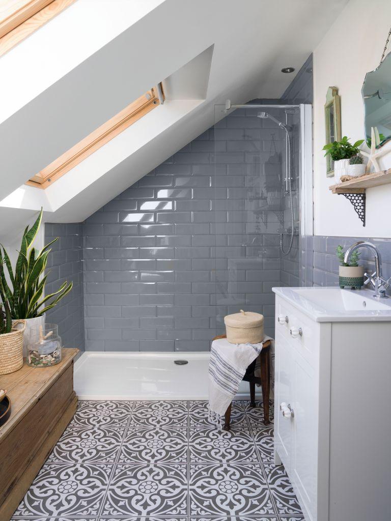 15 small bathroom tile ideas stylish