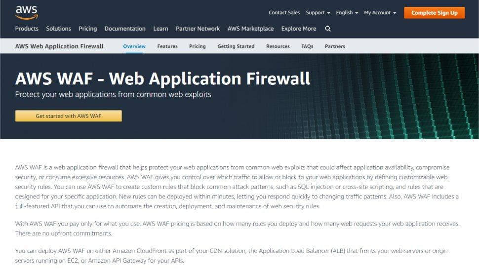 Amazon Web Services WAF