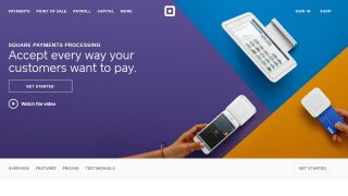 Square Payments Processing