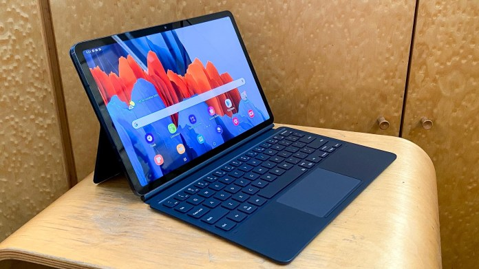 best tablet - Samsung Galaxy Tab S7 review