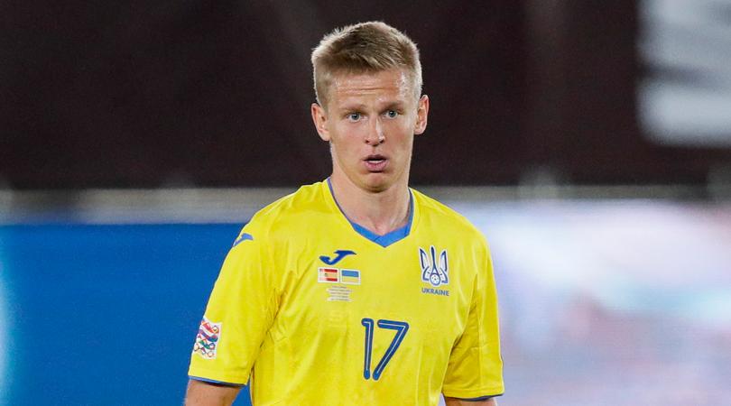 Ukraine predicted lineup vs Sweden