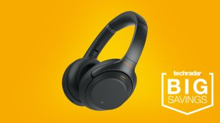 Sony WH1000XM3 noise cancelling headphone sale