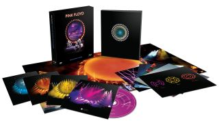Pink Floyd's Delicate Sound Of Thunder box set