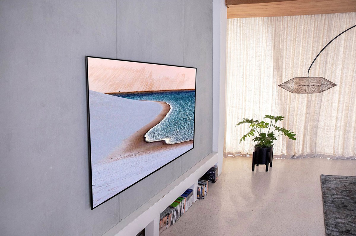 LG GX OLED TV review