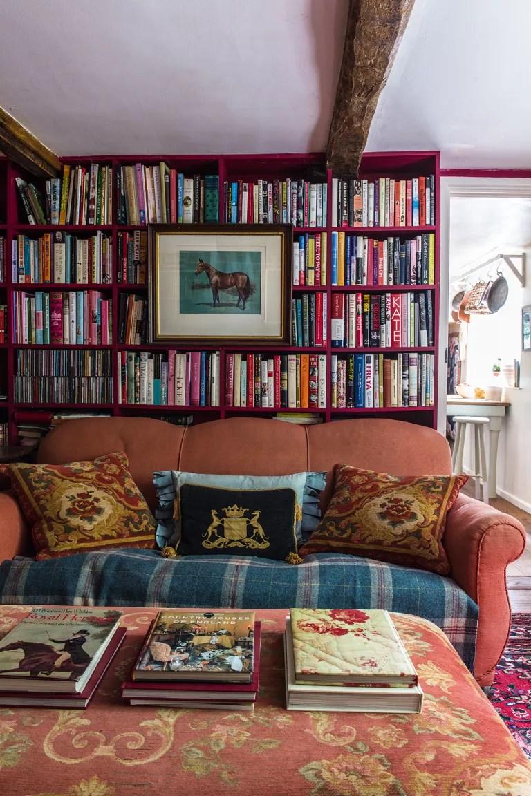 Cottage living room ideas – Jody Stewart Spiurling