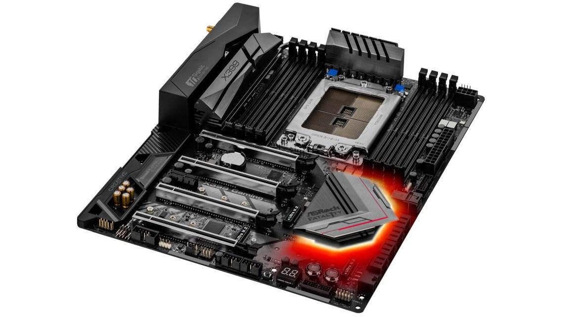 ASRock X399 Professional Gaming sTR4