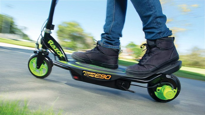 Best electric scooters for kids: Razor Power Core E90