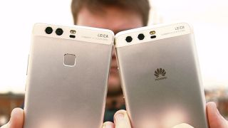 Huawei P10 Vs Huawei P9 Techradar