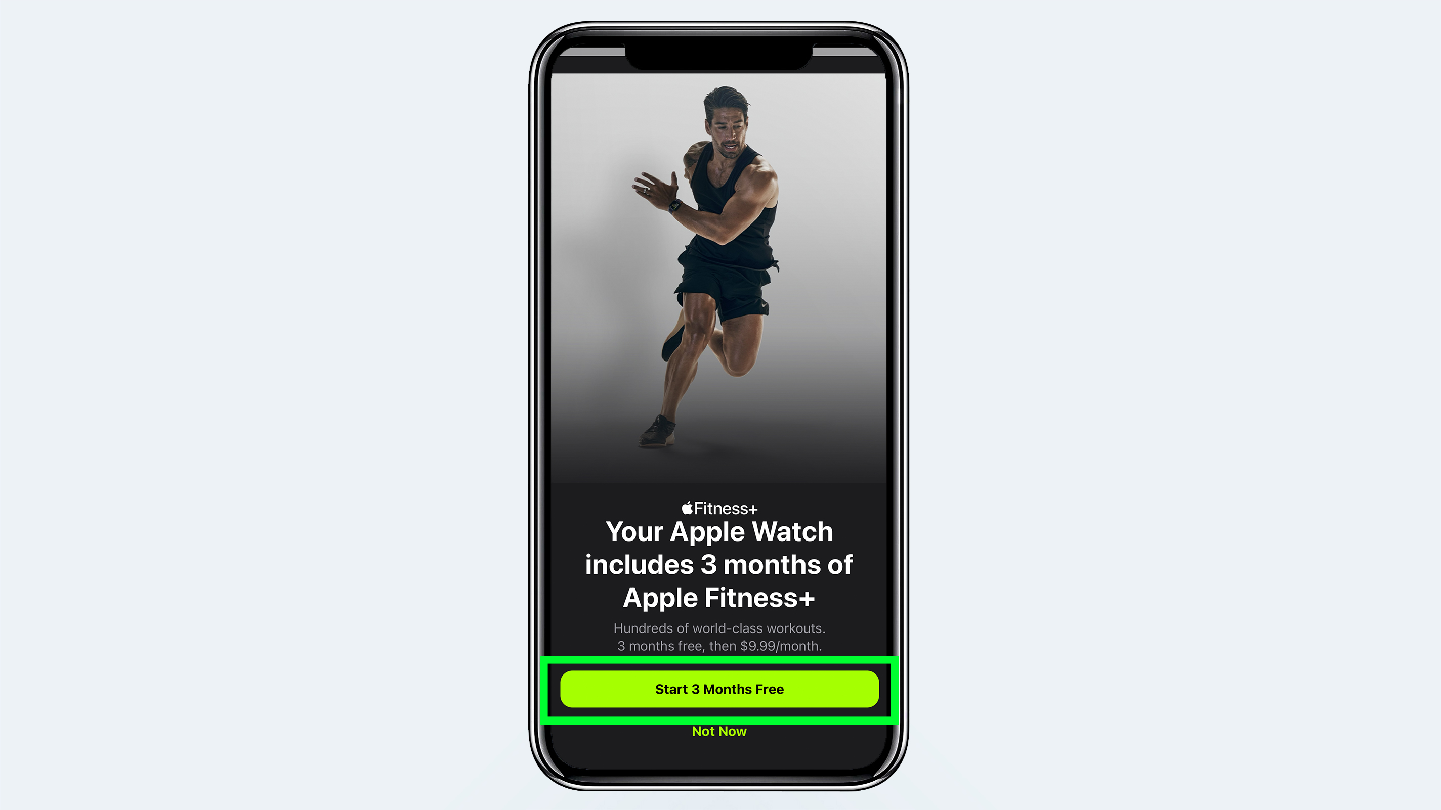 How to set up Apple Fitness Plus