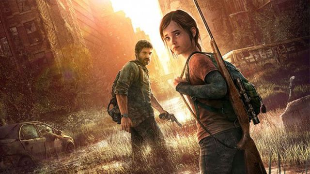 Image result for the last of us ellie and joel