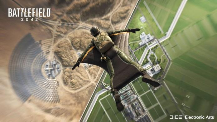 Battlefield 2042 cinematic screenshot