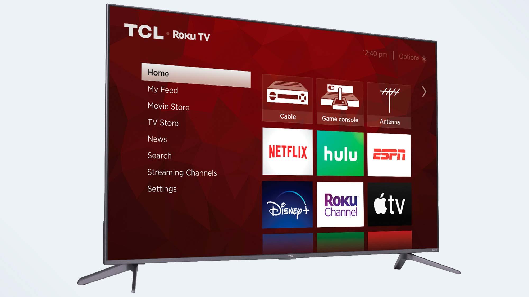 Best Roku TVs: TCL 5-Series Roku TV (S535)