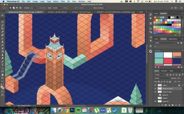 NjRdp3CpooM7uC9tQk9UM9 How to design isometric typography Random