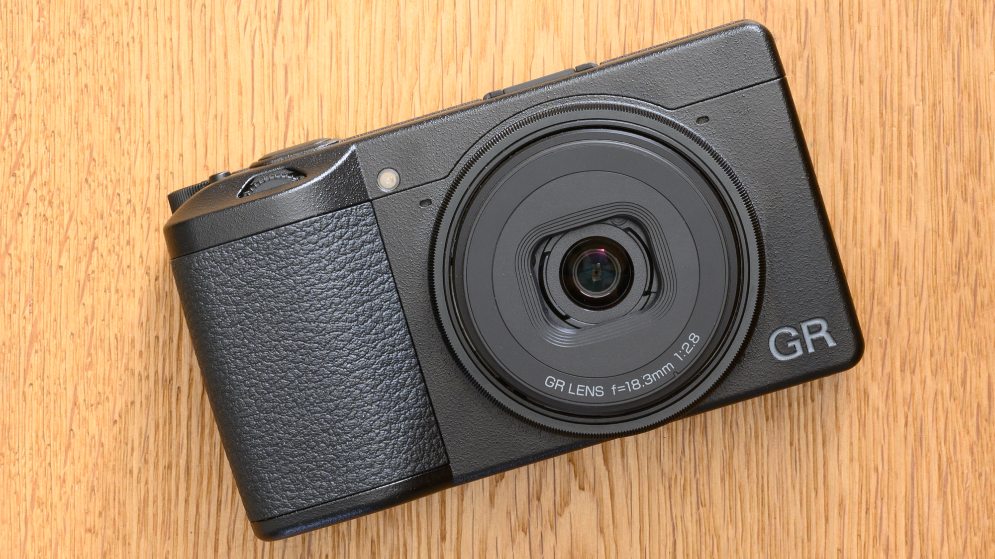 Best camera: Ricoh GR III