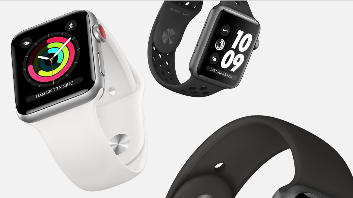 Apple Watch price cut: save $80 on the Series 3 Apple Watch at Walmart 1
