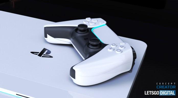 Concept design PS5