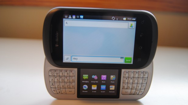 Best and worst LG phones: LG Doubleplay