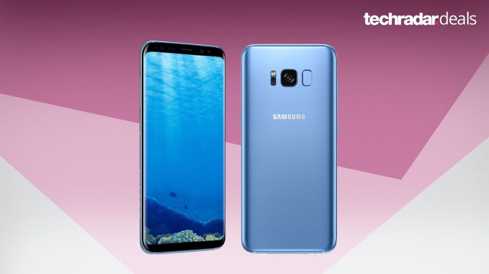 Coral Blue Galaxy S8 Deals Are Now Available To Pre Order