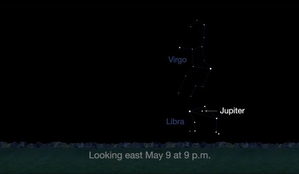 Jupiter at Opposition 2018: How to See It Tuesday | Space