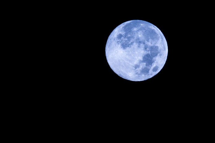 What Is a Blue Moon? | Space