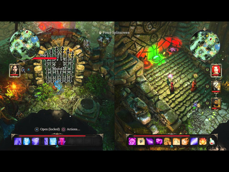 The best split screen PS4 games: divinity original sin