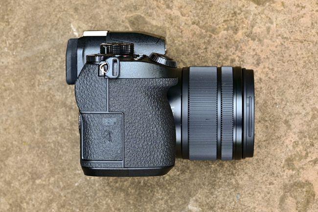 إستعراض كاميرا Panasonic G95 / G90 الجديدة 6